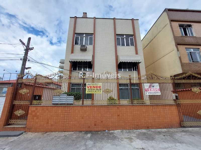 300000000000000000000000000000 - Apartamento à venda Rua Luís Beltrão,Vila Valqueire, Rio de Janeiro - R$ 265.000 - RF123 - 30