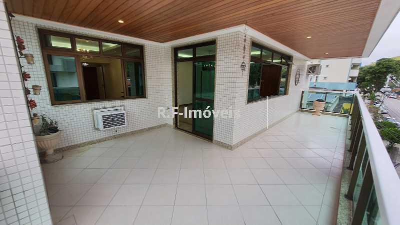 WhatsApp Image 2021-08-18 at 1 - Apartamento à venda Rua Ouro Branco,Vila Valqueire, Rio de Janeiro - R$ 1.100.000 - RF125 - 4