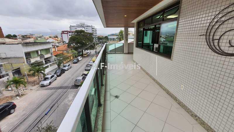 WhatsApp Image 2021-08-18 at 1 - Apartamento à venda Rua Ouro Branco,Vila Valqueire, Rio de Janeiro - R$ 1.100.000 - RF125 - 5