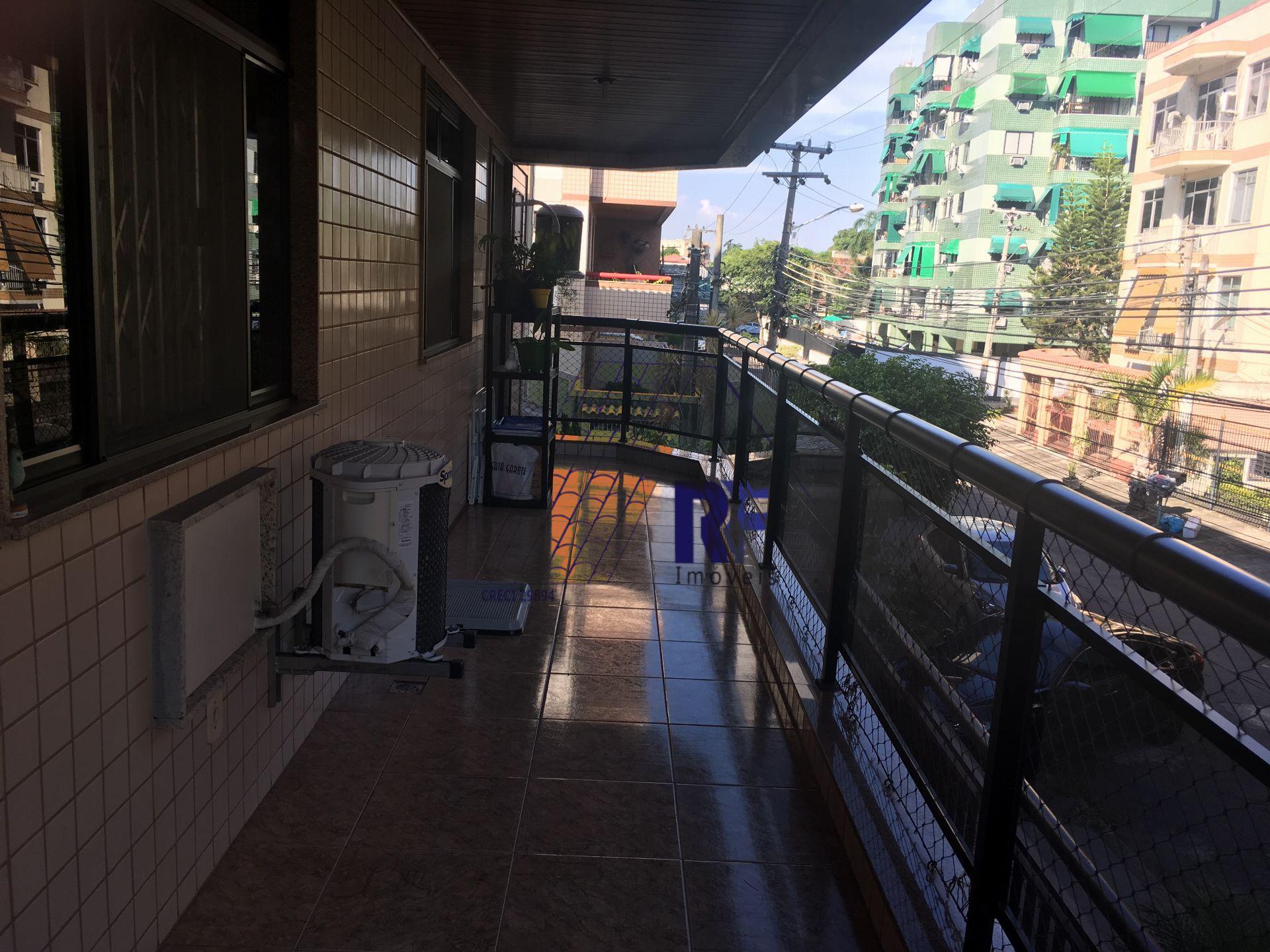 FOTO 19 - Apartamento à venda Rua Águas Mornas,Vila Valqueire, Rio de Janeiro - R$ 580.000 - RF130 - 20