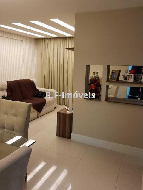 C. - Apartamento à venda Estrada Japore,Vila Valqueire, Rio de Janeiro - R$ 390.000 - RF141 - 4