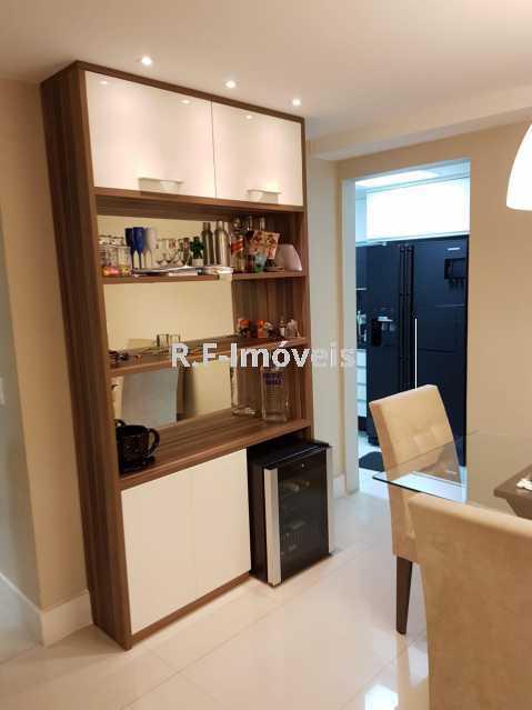 E. - Apartamento à venda Estrada Japore,Vila Valqueire, Rio de Janeiro - R$ 390.000 - RF141 - 6