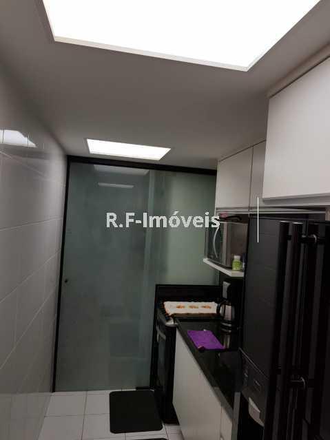 F. - Apartamento à venda Estrada Japore,Vila Valqueire, Rio de Janeiro - R$ 390.000 - RF141 - 7