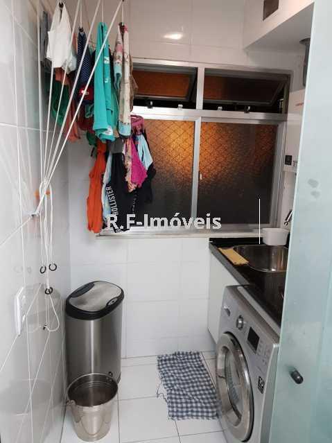 G 2. - Apartamento à venda Estrada Japore,Vila Valqueire, Rio de Janeiro - R$ 390.000 - RF141 - 9