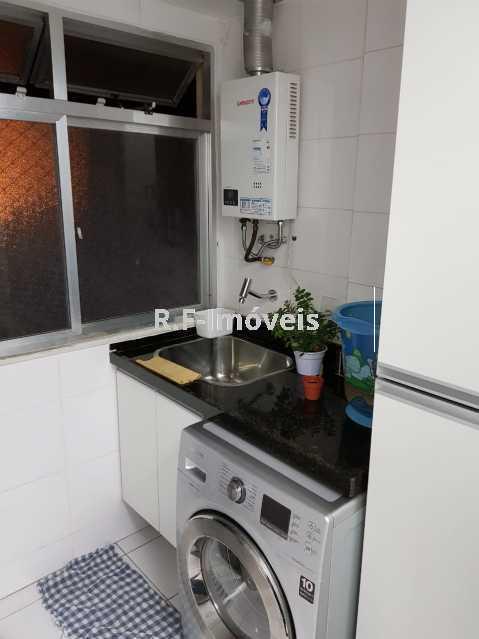 G 3. - Apartamento à venda Estrada Japore,Vila Valqueire, Rio de Janeiro - R$ 390.000 - RF141 - 10