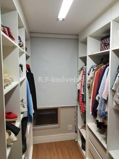 J. - Apartamento à venda Estrada Japore,Vila Valqueire, Rio de Janeiro - R$ 390.000 - RF141 - 13