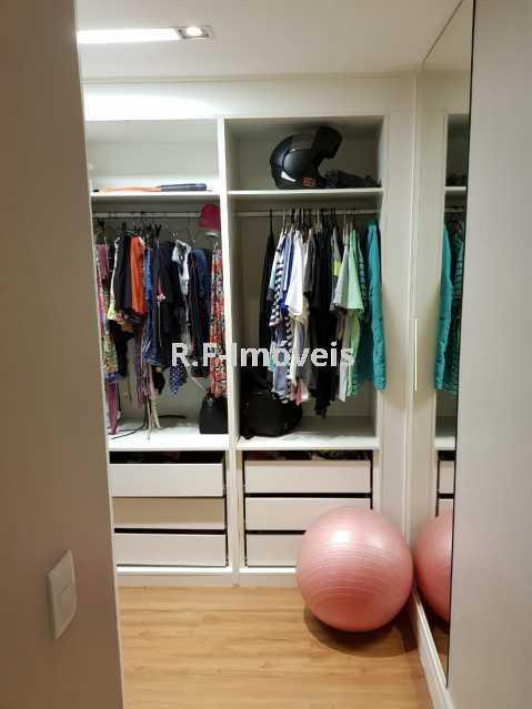 K. - Apartamento à venda Estrada Japore,Vila Valqueire, Rio de Janeiro - R$ 390.000 - RF141 - 14