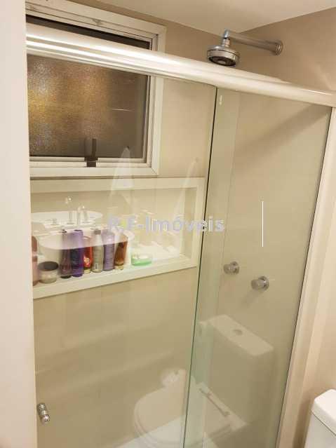 M. - Apartamento à venda Estrada Japore,Vila Valqueire, Rio de Janeiro - R$ 390.000 - RF141 - 16