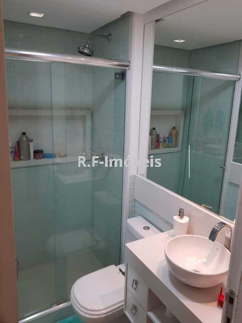 O 1. - Apartamento à venda Estrada Japore,Vila Valqueire, Rio de Janeiro - R$ 390.000 - RF141 - 19