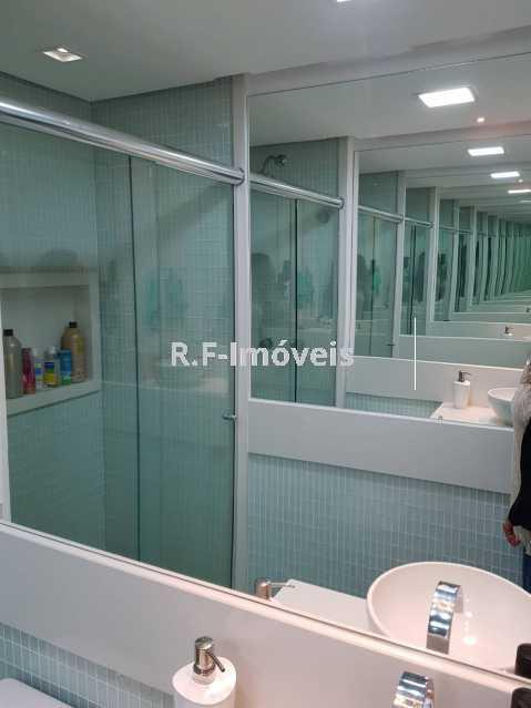 O 2. - Apartamento à venda Estrada Japore,Vila Valqueire, Rio de Janeiro - R$ 390.000 - RF141 - 20