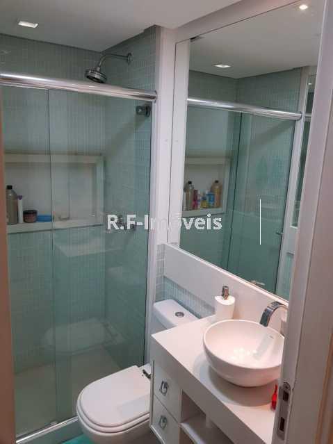 O 4. - Apartamento à venda Estrada Japore,Vila Valqueire, Rio de Janeiro - R$ 390.000 - RF141 - 21