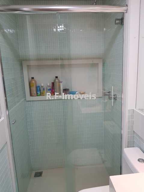 P. - Apartamento à venda Estrada Japore,Vila Valqueire, Rio de Janeiro - R$ 390.000 - RF141 - 22