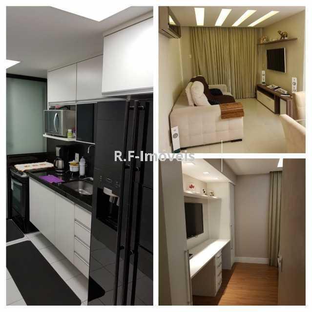 WhatsApp Image 2021-05-05 at 1 - Apartamento à venda Estrada Japore,Vila Valqueire, Rio de Janeiro - R$ 390.000 - RF141 - 23