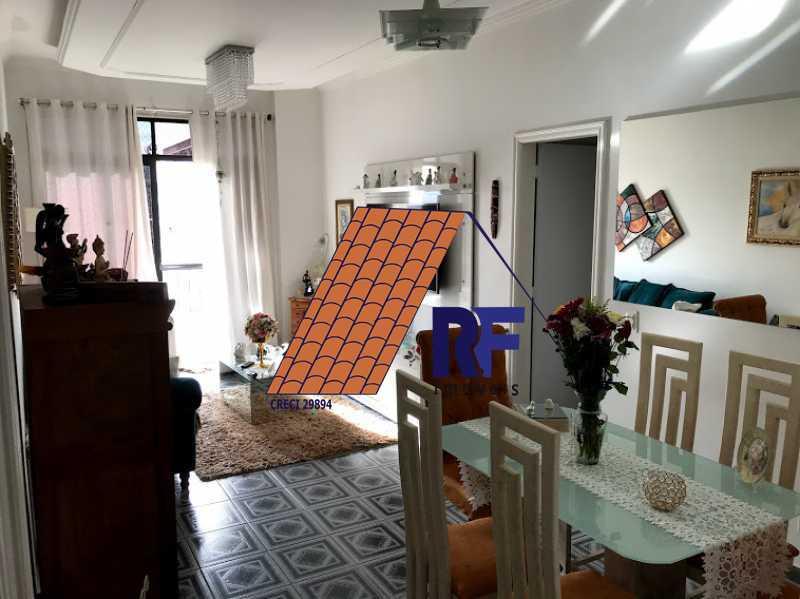 IMG_6072 - Apartamento à venda Rua Cardo Santo,Vila Valqueire, Rio de Janeiro - R$ 465.000 - RF144 - 3