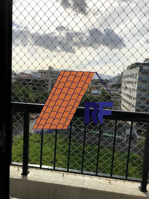 IMG_6075 - Apartamento à venda Rua Cardo Santo,Vila Valqueire, Rio de Janeiro - R$ 465.000 - RF144 - 6