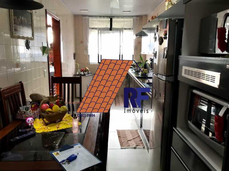 IMG_6076 - Apartamento à venda Rua Cardo Santo,Vila Valqueire, Rio de Janeiro - R$ 465.000 - RF144 - 7