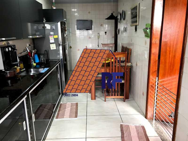 IMG_6078 - Apartamento à venda Rua Cardo Santo,Vila Valqueire, Rio de Janeiro - R$ 465.000 - RF144 - 9