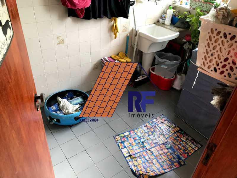IMG_6079 - Apartamento à venda Rua Cardo Santo,Vila Valqueire, Rio de Janeiro - R$ 465.000 - RF144 - 10