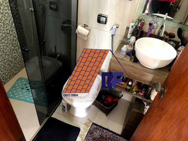 IMG_6087 - Apartamento à venda Rua Cardo Santo,Vila Valqueire, Rio de Janeiro - R$ 465.000 - RF144 - 17