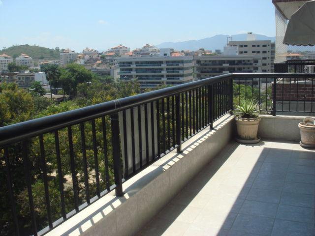 FOTO 6 - Cobertura à venda Rua Cardo Santo,Vila Valqueire, Rio de Janeiro - R$ 850.000 - RF147 - 7