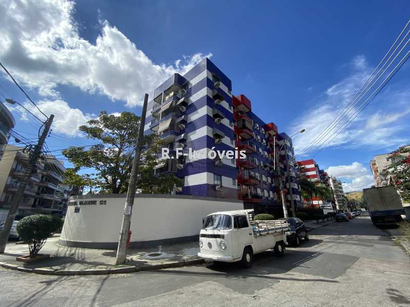 D - Apartamento à venda Rua Cardo Santo,Vila Valqueire, Rio de Janeiro - R$ 450.000 - RF104 - 1