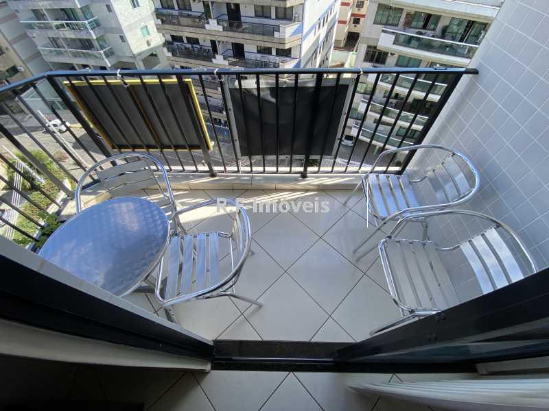 IMG-8706 - Apartamento à venda Rua Cardo Santo,Vila Valqueire, Rio de Janeiro - R$ 450.000 - RF104 - 5