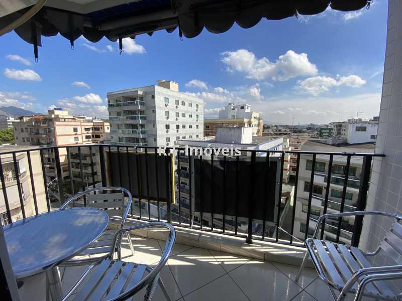 IMG-8707 - Apartamento à venda Rua Cardo Santo,Vila Valqueire, Rio de Janeiro - R$ 450.000 - RF104 - 6