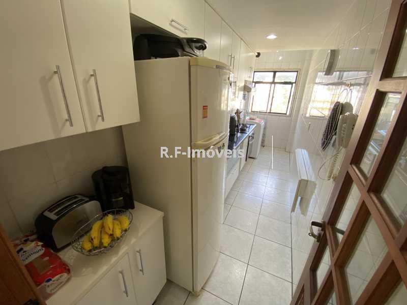 IMG-8708 - Apartamento à venda Rua Cardo Santo,Vila Valqueire, Rio de Janeiro - R$ 450.000 - RF104 - 7
