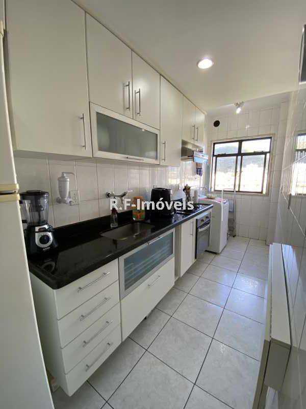 IMG-8709 - Apartamento à venda Rua Cardo Santo,Vila Valqueire, Rio de Janeiro - R$ 450.000 - RF104 - 8