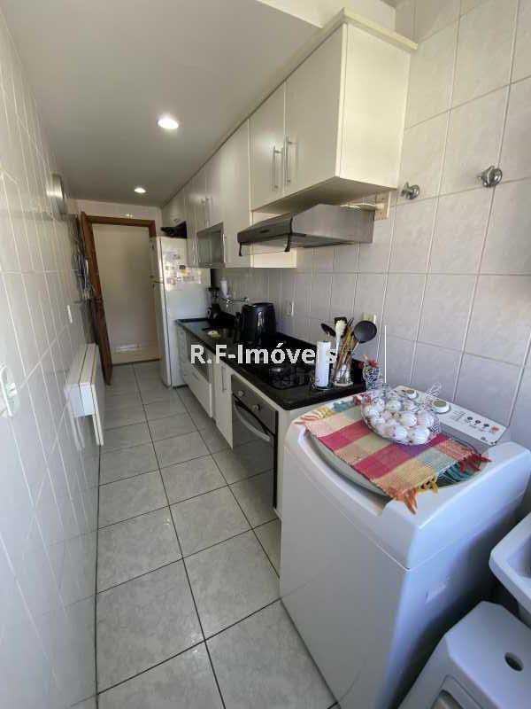 IMG-8710 - Apartamento à venda Rua Cardo Santo,Vila Valqueire, Rio de Janeiro - R$ 450.000 - RF104 - 9