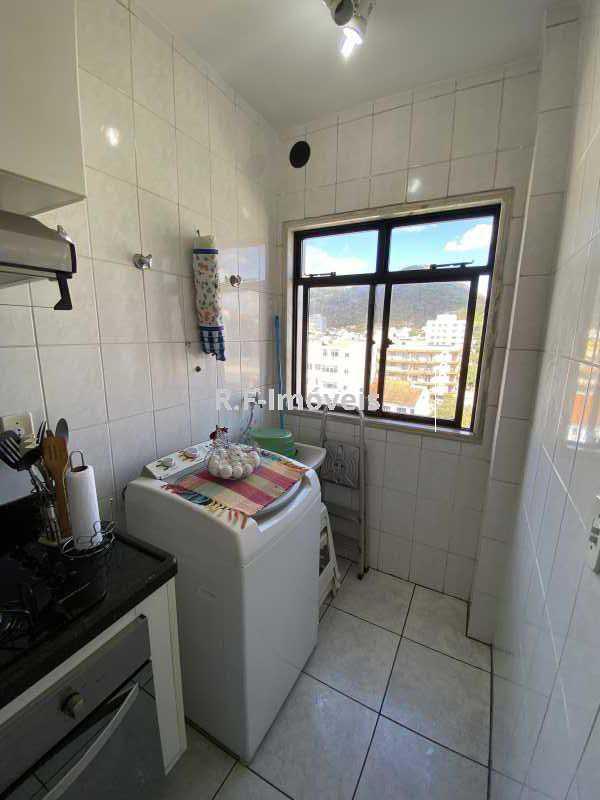 IMG-8711 - Apartamento à venda Rua Cardo Santo,Vila Valqueire, Rio de Janeiro - R$ 450.000 - RF104 - 10
