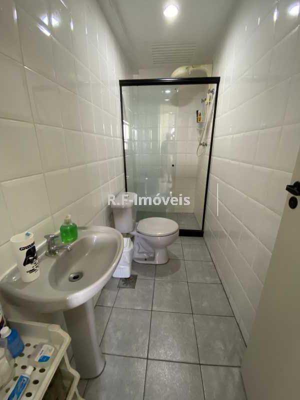 IMG-8712 - Apartamento à venda Rua Cardo Santo,Vila Valqueire, Rio de Janeiro - R$ 450.000 - RF104 - 11