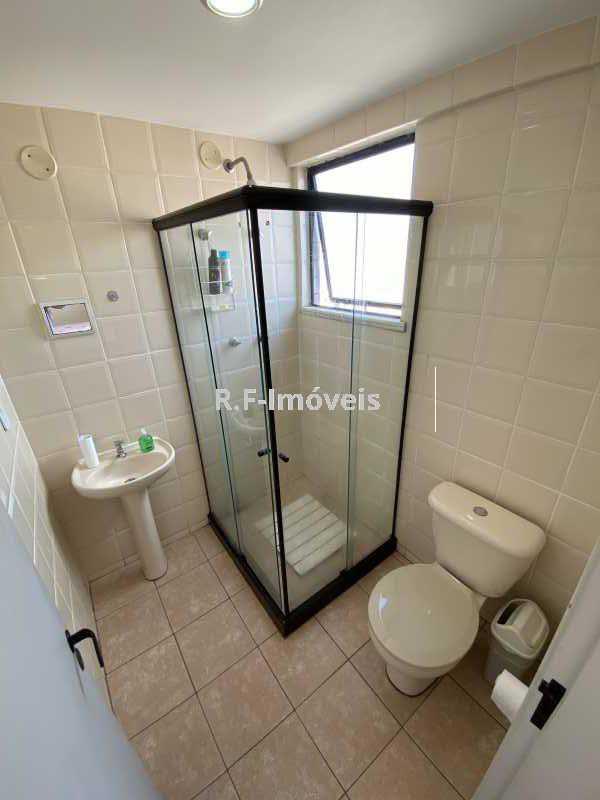 IMG-8722 - Apartamento à venda Rua Cardo Santo,Vila Valqueire, Rio de Janeiro - R$ 450.000 - RF104 - 21