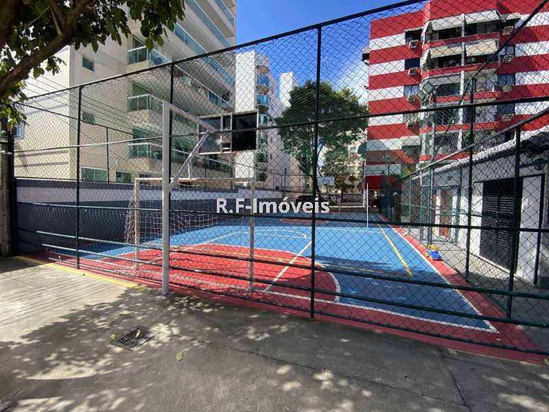 IMG-8725 - Apartamento à venda Rua Cardo Santo,Vila Valqueire, Rio de Janeiro - R$ 450.000 - RF104 - 22