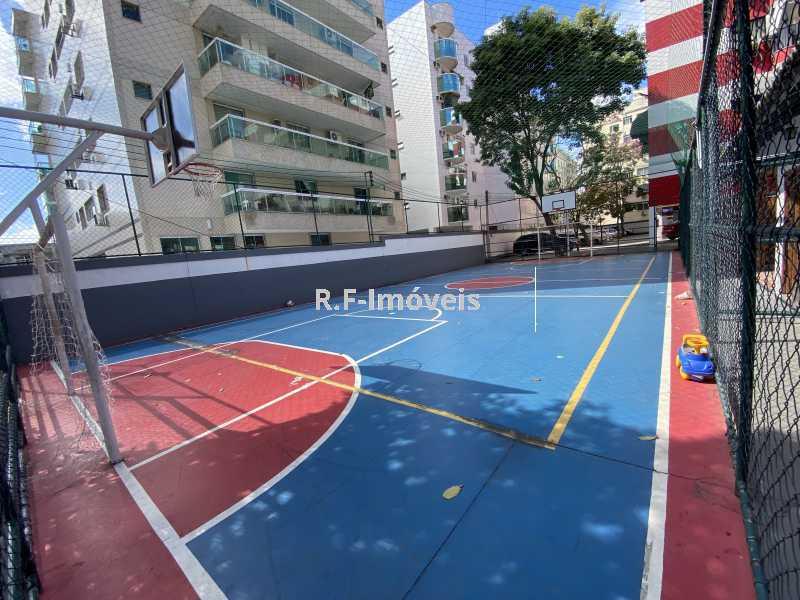 IMG-8726 - Apartamento à venda Rua Cardo Santo,Vila Valqueire, Rio de Janeiro - R$ 450.000 - RF104 - 23