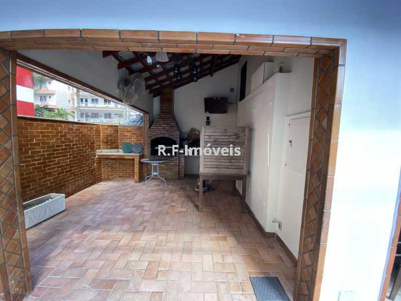 IMG-8727 - Apartamento à venda Rua Cardo Santo,Vila Valqueire, Rio de Janeiro - R$ 450.000 - RF104 - 24