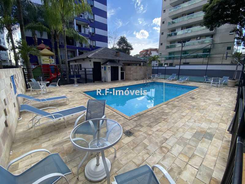 IMG-8729 - Apartamento à venda Rua Cardo Santo,Vila Valqueire, Rio de Janeiro - R$ 450.000 - RF104 - 26