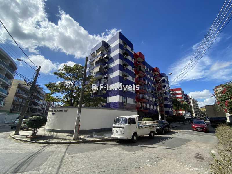 IMG-8730 - Apartamento à venda Rua Cardo Santo,Vila Valqueire, Rio de Janeiro - R$ 450.000 - RF104 - 27