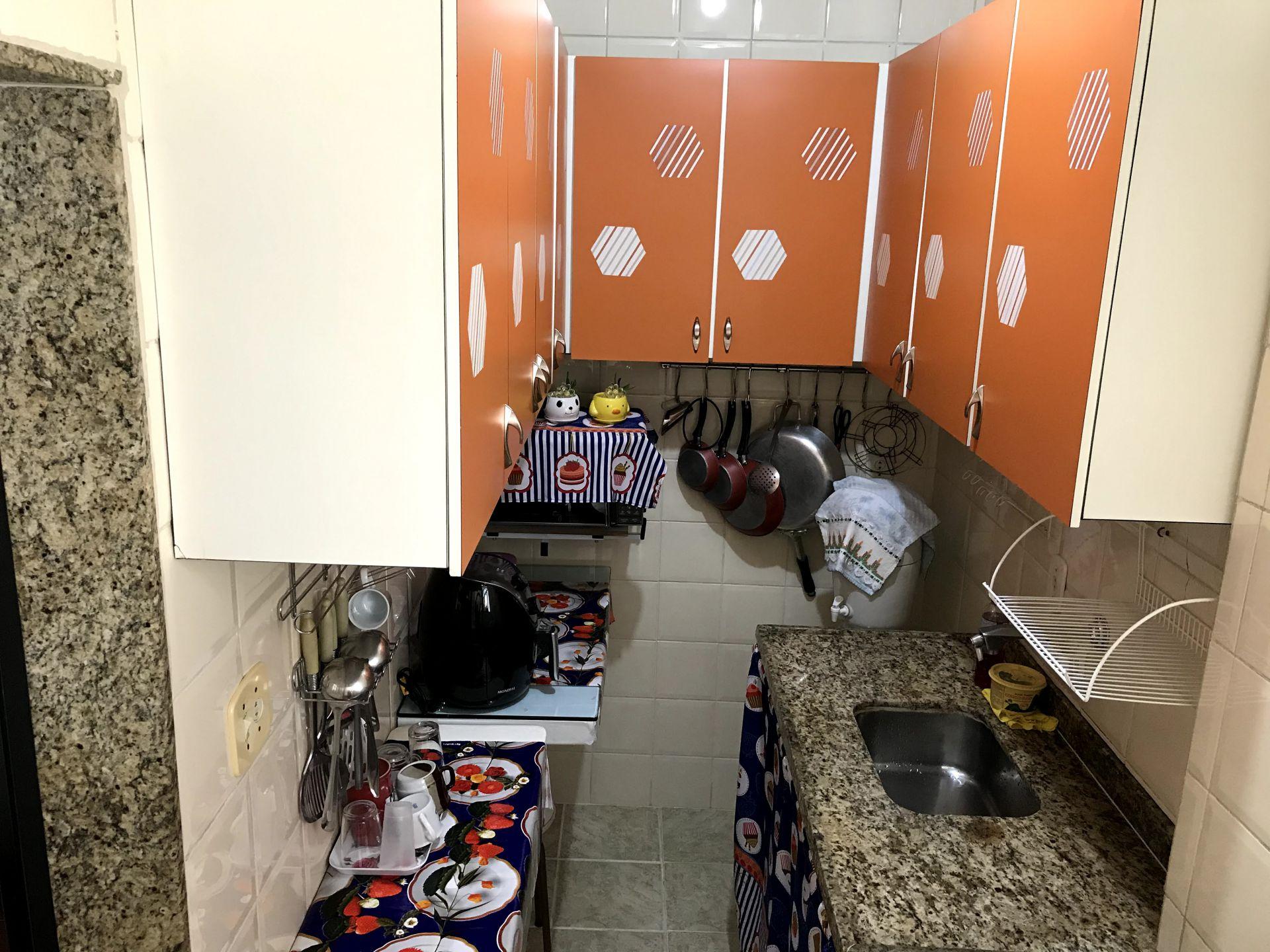FOTO 4 - Apartamento à venda Avenida Marechal Fontenele,Jardim Sulacap, Rio de Janeiro - R$ 225.000 - RF168 - 5