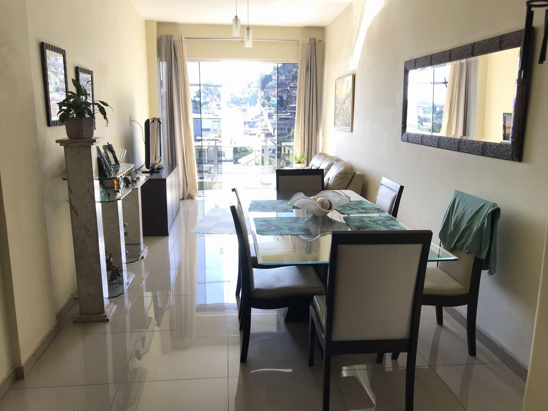FOTO 1 - Apartamento à venda Rua Capitão Menezes,Praça Seca, Rio de Janeiro - R$ 290.000 - RF175 - 1