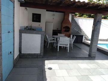 FOTO 2 - Casa à venda Rua Jagoroaba,Vila Valqueire, Rio de Janeiro - R$ 1.500.000 - RF200 - 3