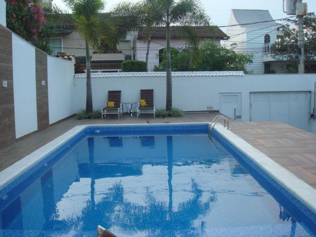 FOTO 4 - Casa em Condomínio à venda Rua Emílio Maurell Neto,Vila Valqueire, Rio de Janeiro - R$ 2.350.000 - RF203 - 5