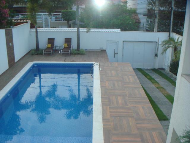 FOTO 15 - Casa em Condomínio à venda Rua Emílio Maurell Neto,Vila Valqueire, Rio de Janeiro - R$ 2.350.000 - RF203 - 16