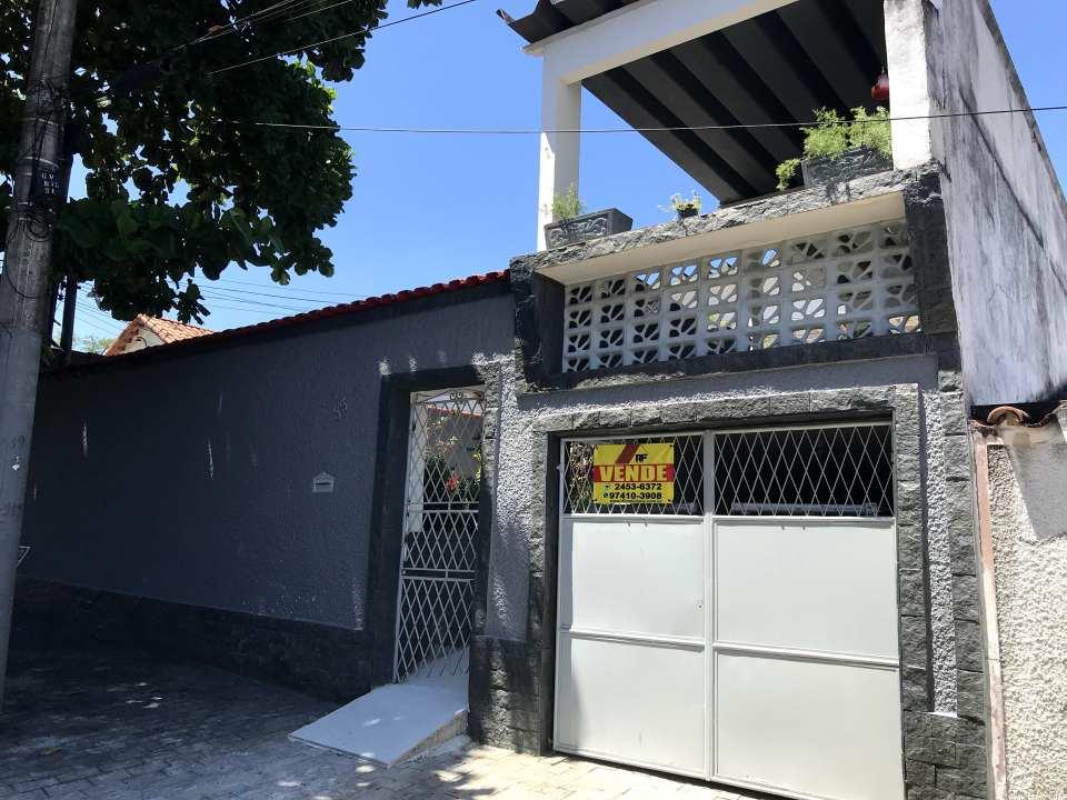 FOTO 1 - Casa à venda Rua Jabitaca,Vila Valqueire, Rio de Janeiro - R$ 950.000 - RF207 - 1