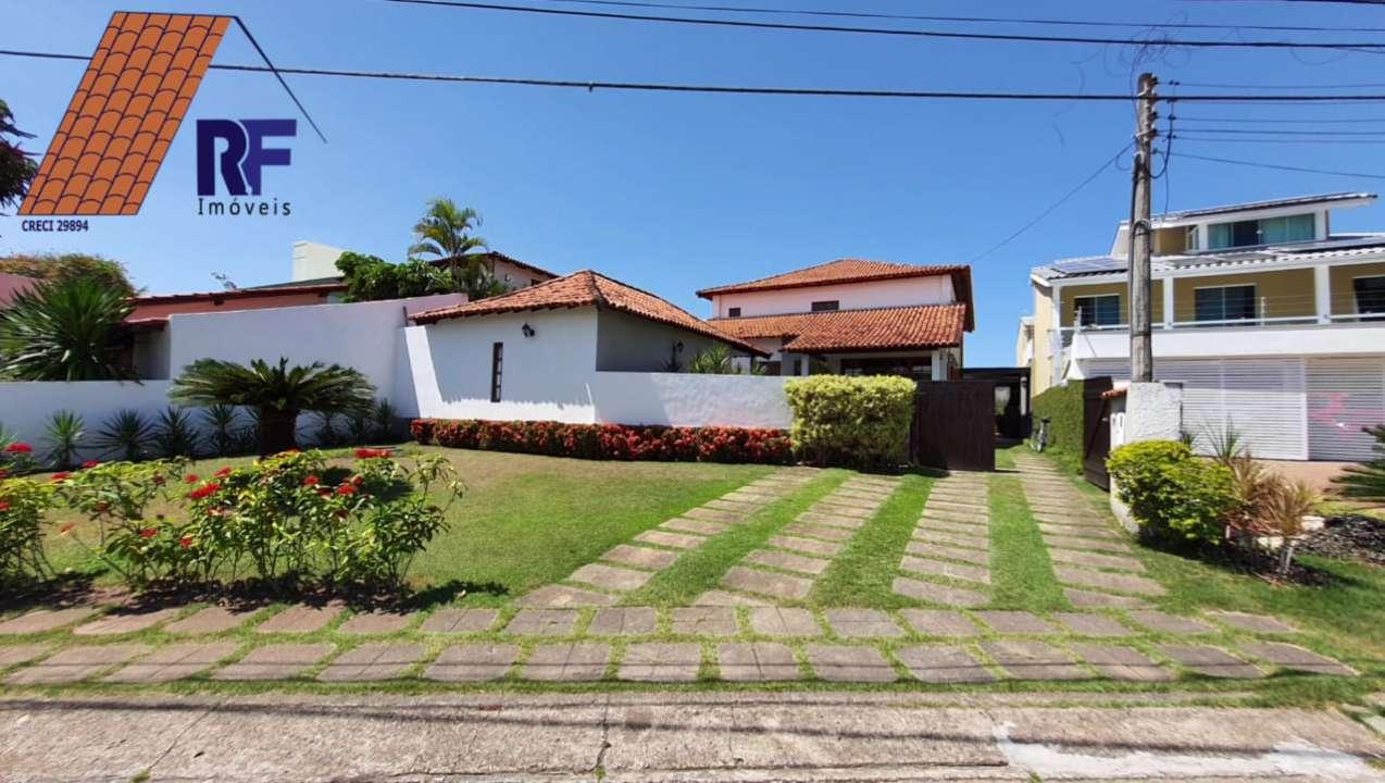 FOTO 1 - Casa à venda Rua Arquiteto Joel Lopes de Carvalho,Camboinhas, Niterói - R$ 3.900.000 - Rf208 - 1