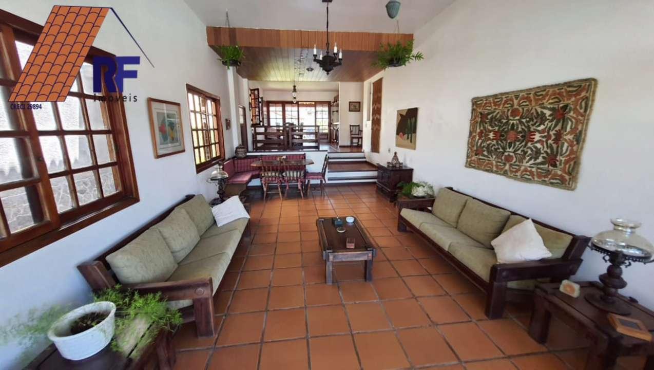 FOTO 6 - Casa à venda Rua Arquiteto Joel Lopes de Carvalho,Camboinhas, Niterói - R$ 3.900.000 - Rf208 - 7