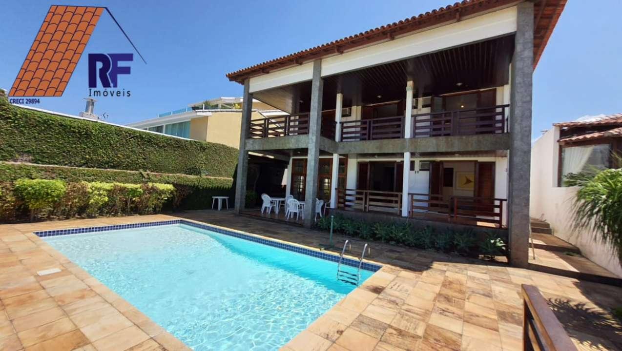 FOTO 8 - Casa à venda Rua Arquiteto Joel Lopes de Carvalho,Camboinhas, Niterói - R$ 3.900.000 - Rf208 - 9