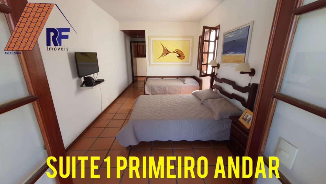 FOTO 10 - Casa à venda Rua Arquiteto Joel Lopes de Carvalho,Camboinhas, Niterói - R$ 3.900.000 - Rf208 - 11