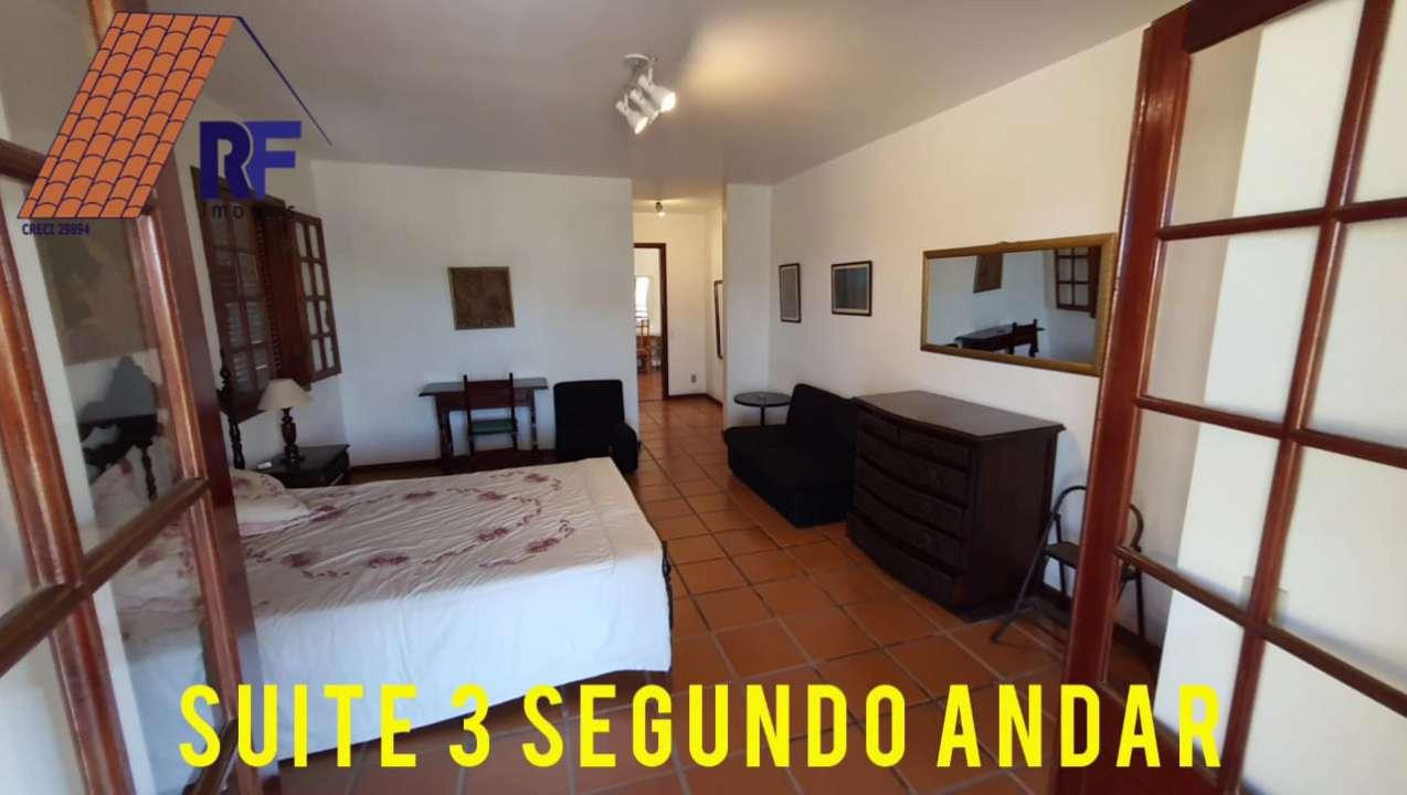FOTO 18 - Casa à venda Rua Arquiteto Joel Lopes de Carvalho,Camboinhas, Niterói - R$ 3.900.000 - Rf208 - 19