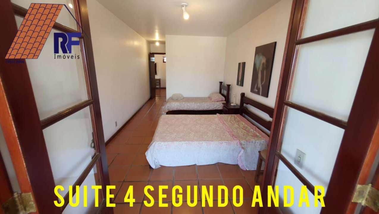 FOTO 22 - Casa à venda Rua Arquiteto Joel Lopes de Carvalho,Camboinhas, Niterói - R$ 3.900.000 - Rf208 - 23